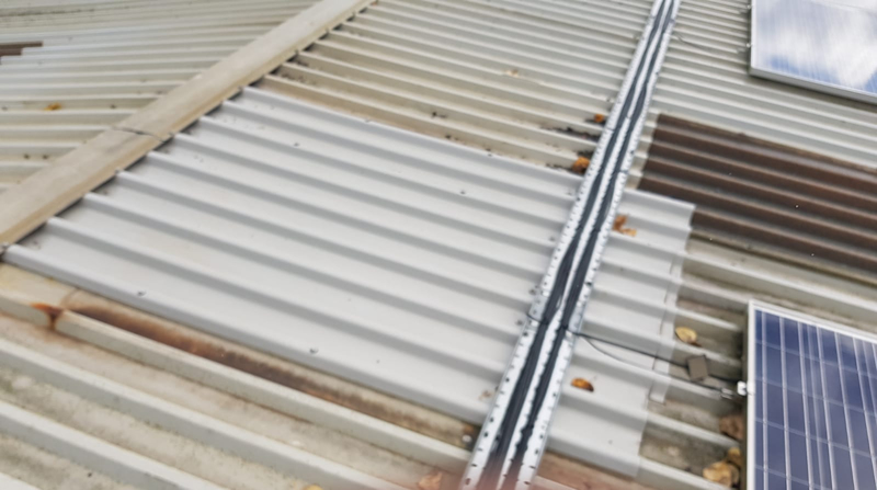 Industrial Roofing Amp Cladding Maintenance Hrc Industrial