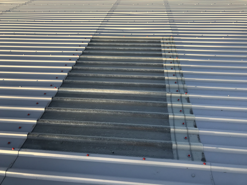 Overclad Roof Repair Systems - Industrial Roofing Maintenance